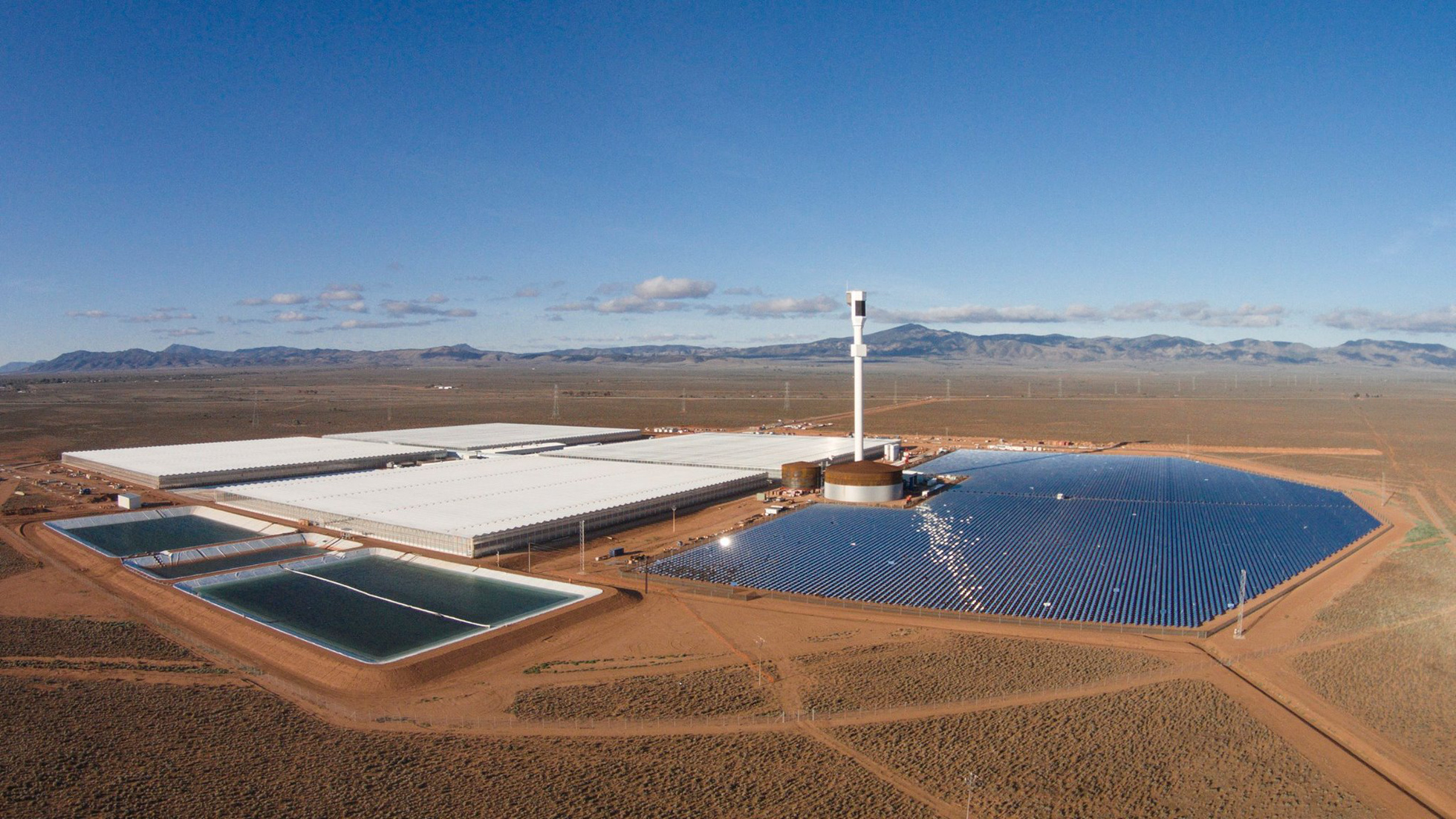 36 6MWth Integrated Energy System based on CSP Australia